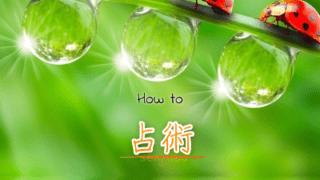 占いの占術「命術、卜術、相術」を使い分けて開運する方法