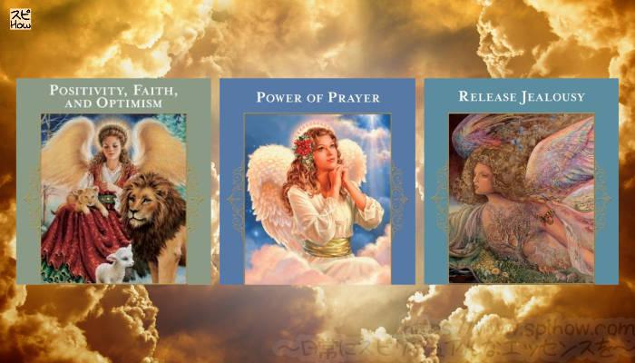 牡牛座の新月のオラクルカードからの開運メッセージ3枚のカード