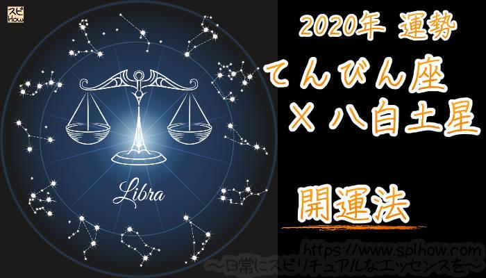 【開運アドバイス】てんびん座×八白土星【2020年】のアイキャッチ画像