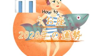 うお座の2020年の運勢!チームワークを成功のカギにして開運する方法のアイキャッチ画像