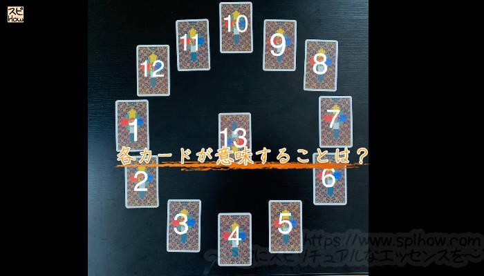 各カードが意味することは?のアイキャッチ画像